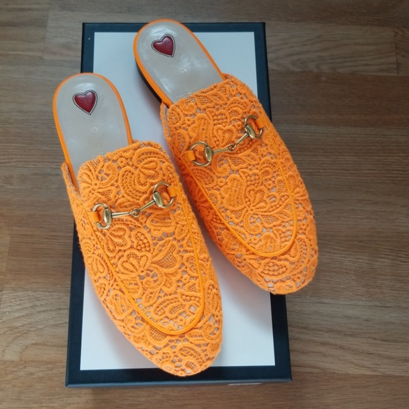 769a15f7892 Gucci Shoes - Gucci Princetown Lace Loafers